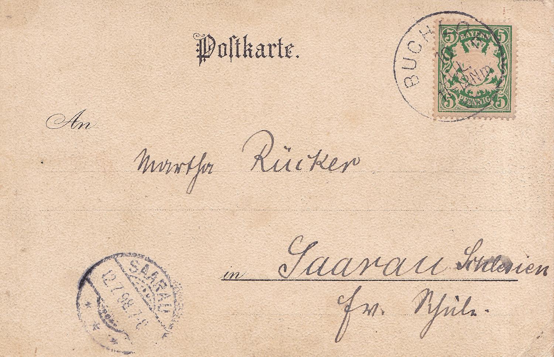 Pocztówka świąteczna Inicjatywa B (2b)