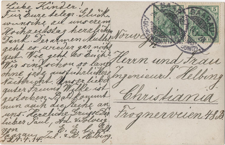 Silesia Saarau 1914 (2)