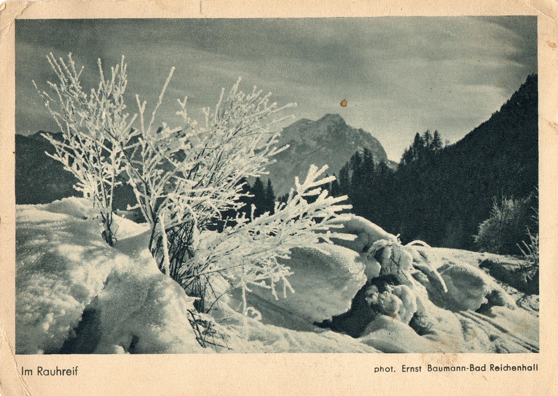 Kartka korespondencyjna Saarau-Chemnitz 1932 1