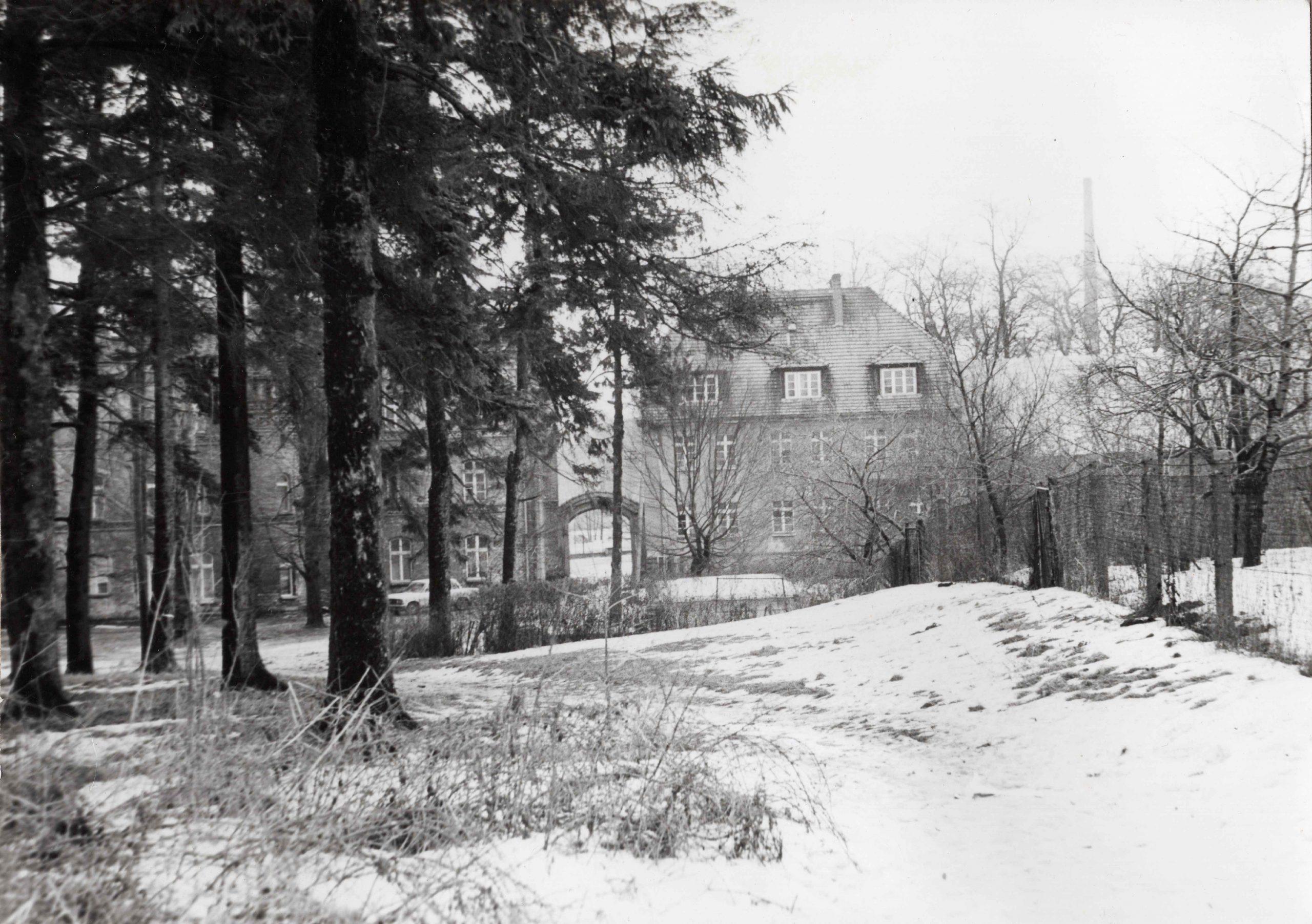 Ewidencja żarowskiego założenia ogrodowo-parkowego 1987 (1)