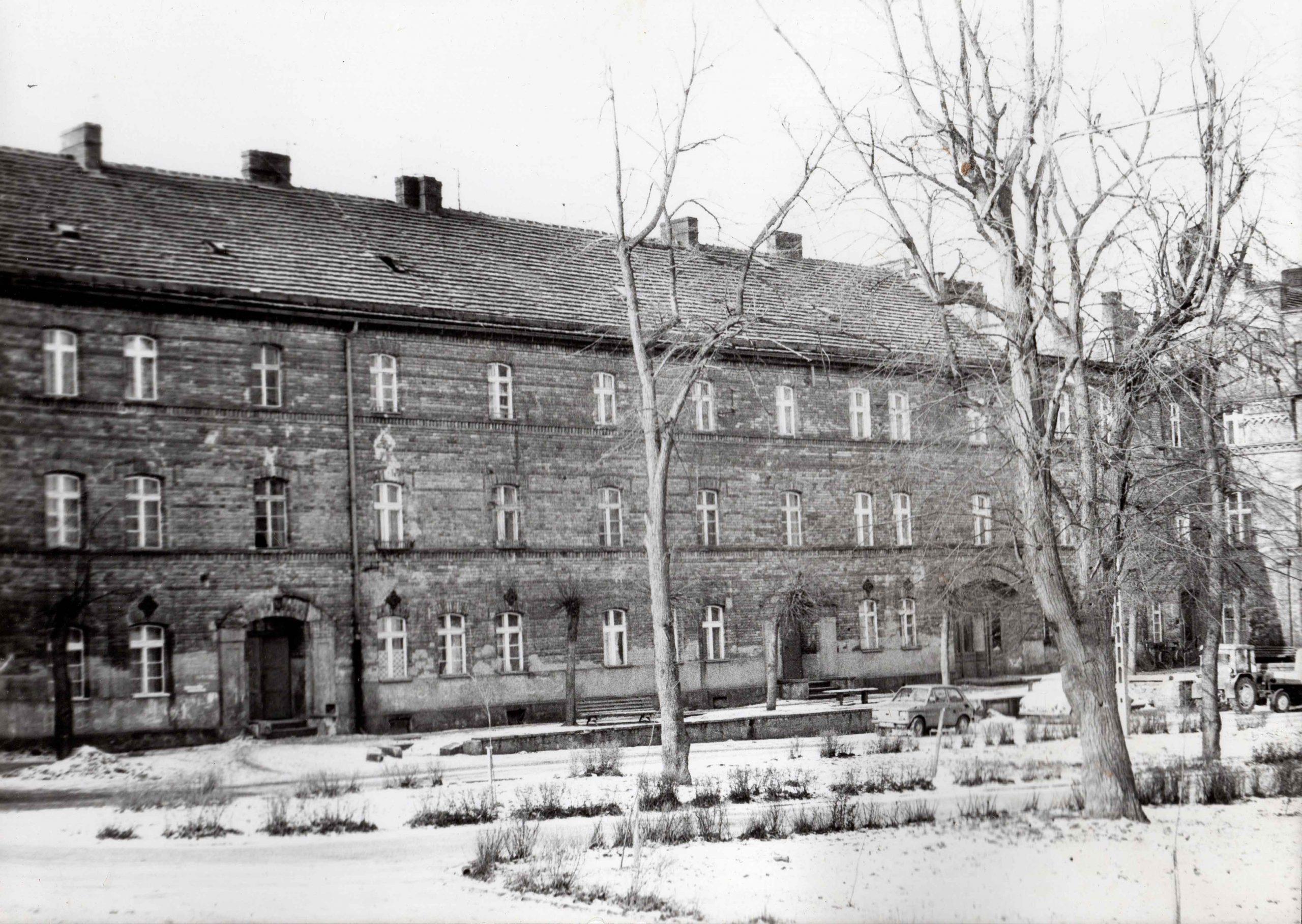 Ewidencja żarowskiego założenia ogrodowo-parkowego 1987 (16)