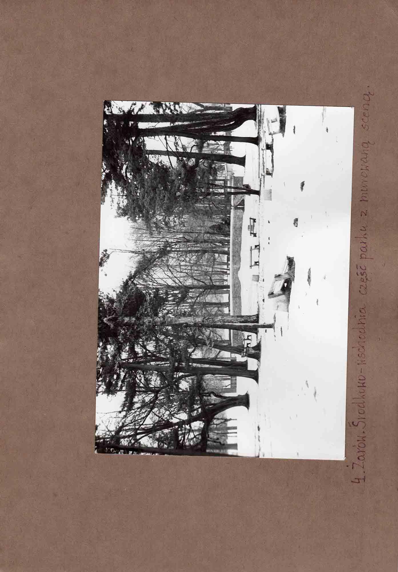 Ewidencja założenia ogrodowo-parkowego 1987 dokument (18)