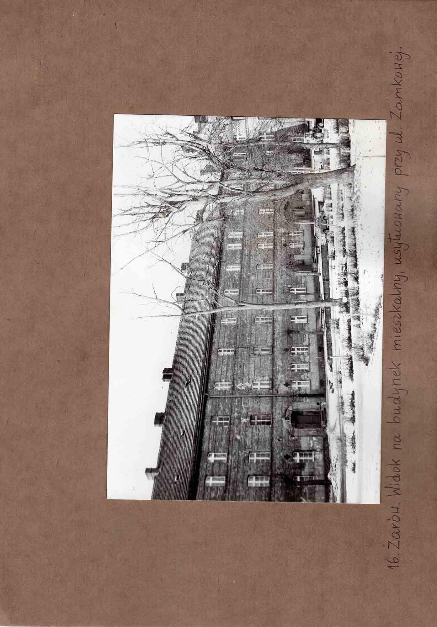 Ewidencja założenia ogrodowo-parkowego 1987 dokument (30)