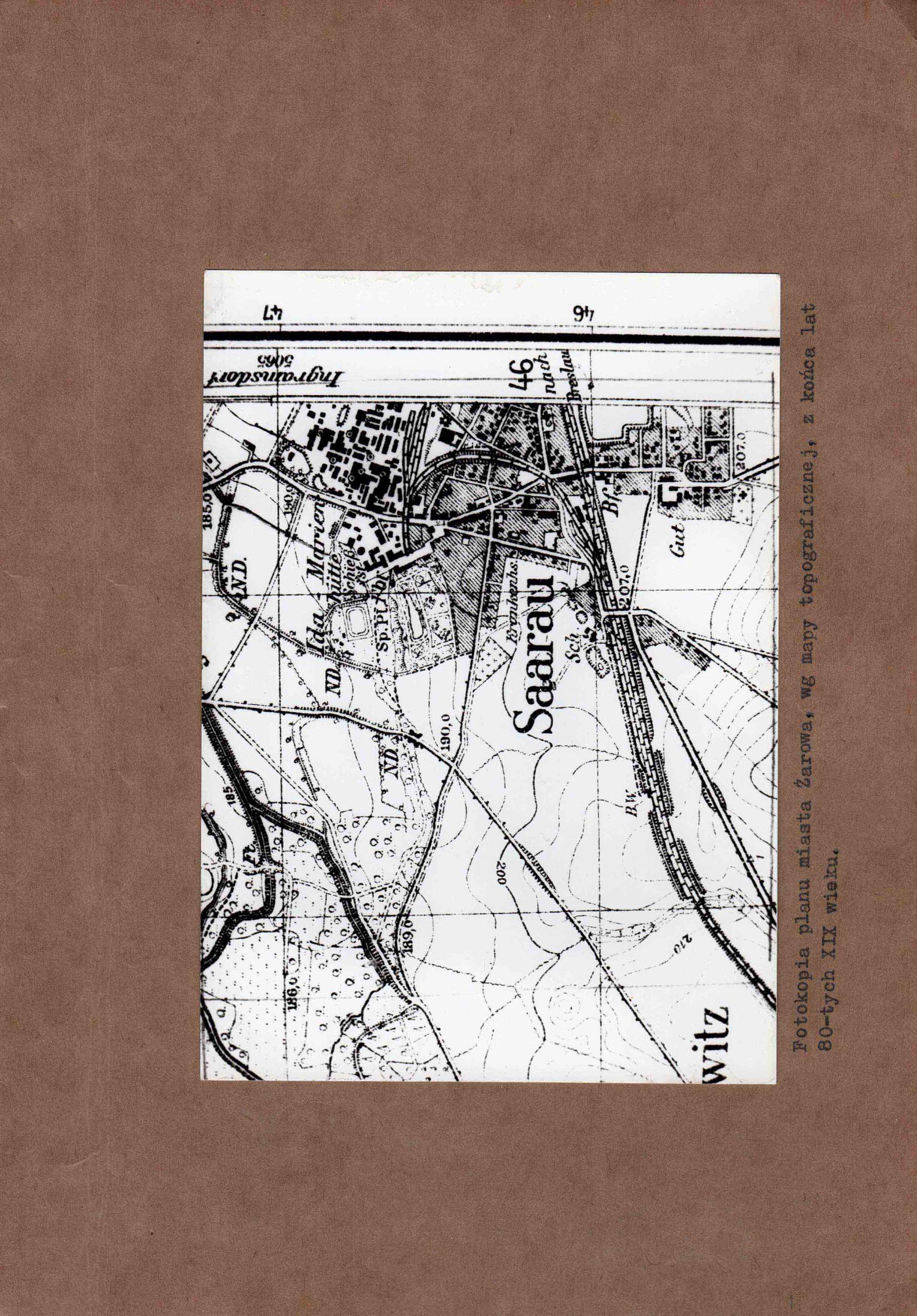 Ewidencja założenia ogrodowo-parkowego 1987 dokument (7)